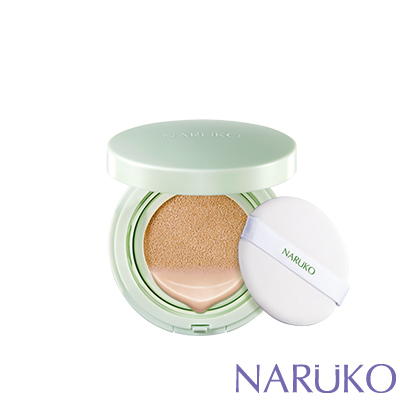 NARUKO牛爾 茶樹粉刺快閃氣墊粉餅SPF50★★★ 12g