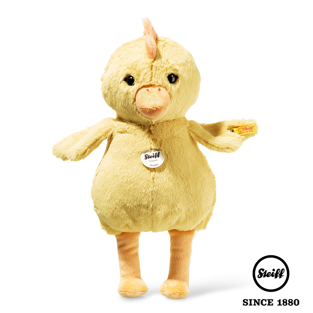 STEIFF德國金耳釦泰迪熊 - 小雞 Chick(動物王國)