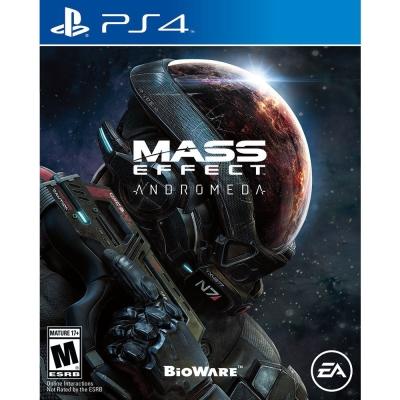 質量效應:仙女座 Mass Effect:Andromeda-PS4 英文美版