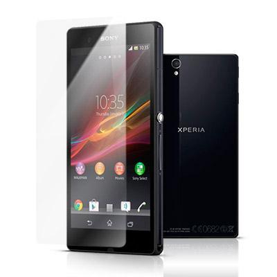 D&A SONY XPERIA Z 專用日本AAA頂級正面螢幕保護貼(A...