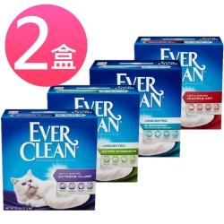 Ever Clean 藍鑽貓砂25LBx2盒入