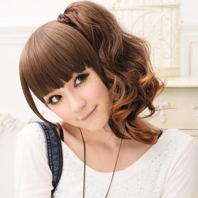 PS-Mall-修飾小臉-字齊-假髮髮片-P012
