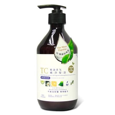 TC系列 精油香氛純淨髮浴(500ml)