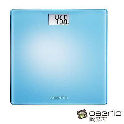 oserio歐瑟若 數位體重計 (藍BLG-261C)