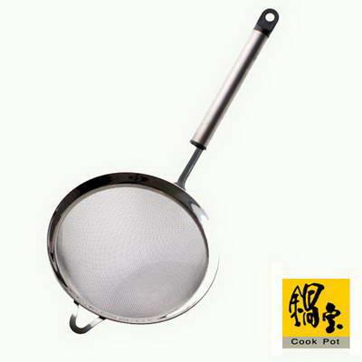 《鍋寶》不銹鋼濾杓/無蓋(7吋)
