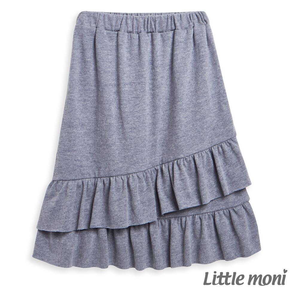 Little moni 荷葉魚尾裙 (共2色) product image 1