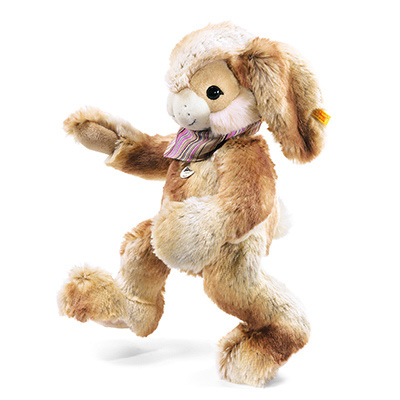 STEIFF德國金耳釦泰迪熊 - Hoppi Dangling Rabbit ( 26 cm)