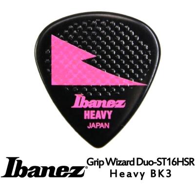 IBANEZ ST16HSR Heavy 吉他彈片 粉紅色款 十片包裝