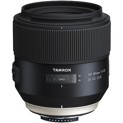 TAMRON SP 85mm F1.8 Di VC USD 公司貨 (F016)