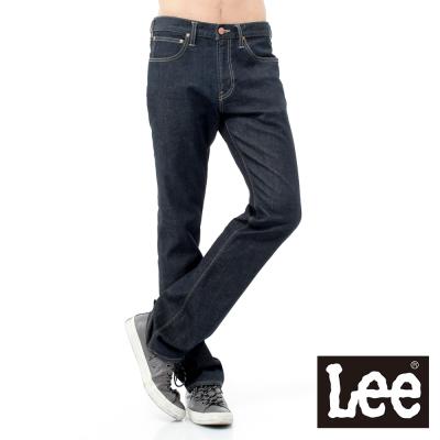 Lee牛仔褲-743-中腰舒適小直筒-男款-原藍