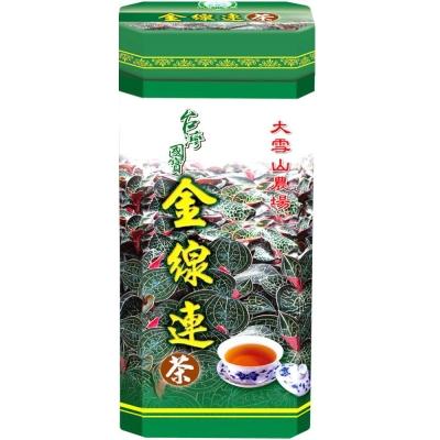 大雪山農場 台灣金線蓮茶(買1大瓶送2小瓶)