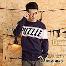 Dreamming 時尚字母PUZZLE圓領針織毛衣-共三色