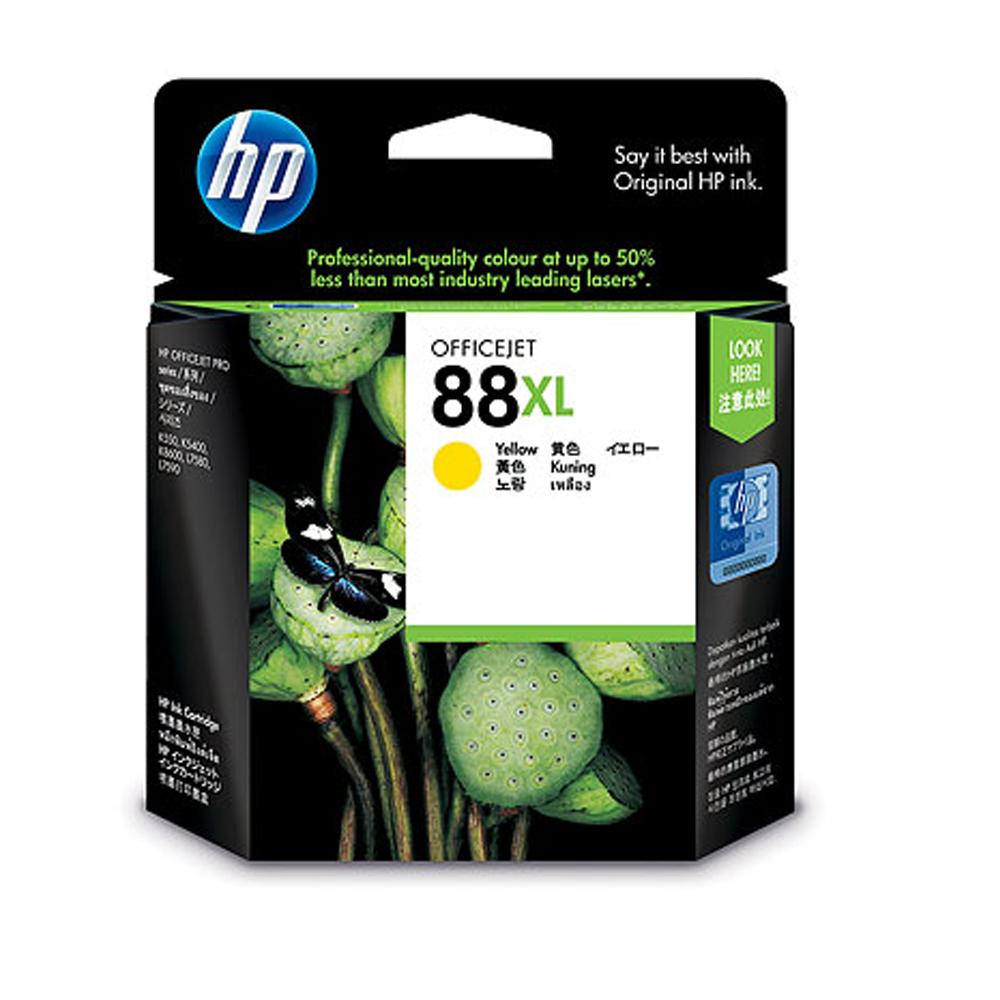 HP C9393A NO.88XL 黃色墨水匣