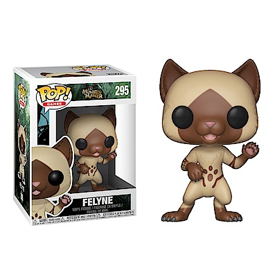 Funko POP!系列 Q版 魔物獵人 Monster Hunter 艾露貓