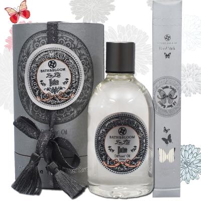 Bath & Bloom 蝶舞四季繽紛擴香精300ML-6月奢華典雅