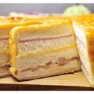 法藍四季 燻雞起酥火腿三明治(1入裝)