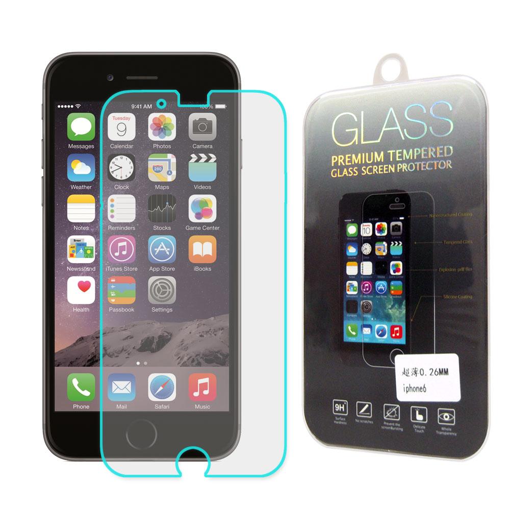 Mybeetles 麥殼蟲 iphone 6 /6s  9H玻璃液晶螢幕保護貼