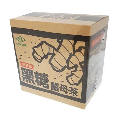 新竹寶山 黑糖薑母茶(10入/盒)