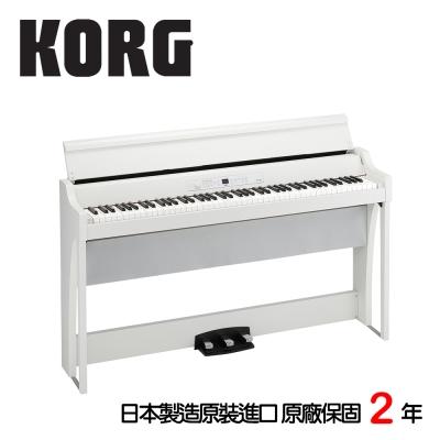 KORG G1 88鍵數位電鋼琴 典雅白色款 旗艦機種