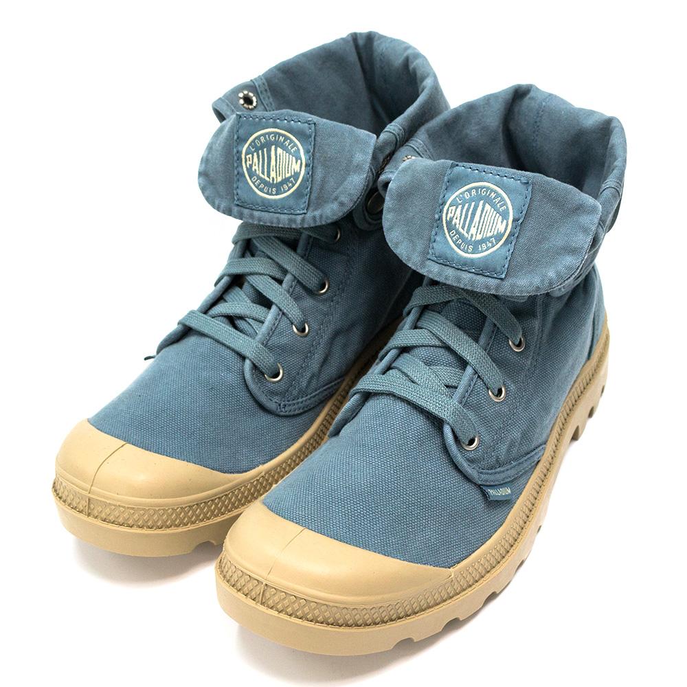 PALLADIUM-男休閒鞋-藍