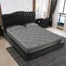 艾維斯 高澎度3D透氣五段式獨立筒床墊-雙人加大6尺