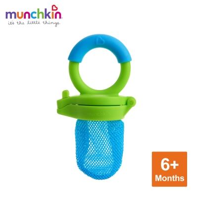 munchkin滿趣健-新鮮食物咬咬樂-藍