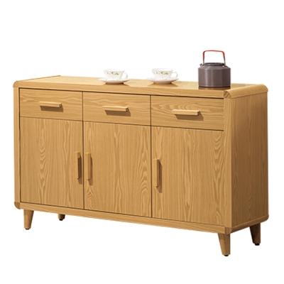 ROSA羅莎 溫斯敦原木色4尺餐櫃