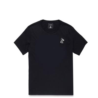CONVERSE-男休閒短T恤10003765A01-黑