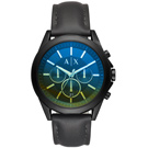A│X Armani Exchange 低調奢華進行曲計時腕錶(AX2613)-43mm