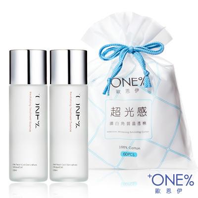 ONE-歐恩伊-小輕濕敷組-青春活膚調理露120m