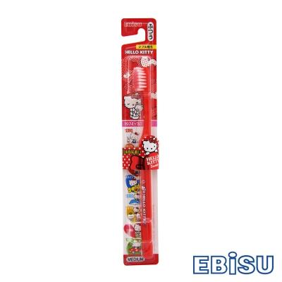 日本EBiSU Hello Kitty牙刷