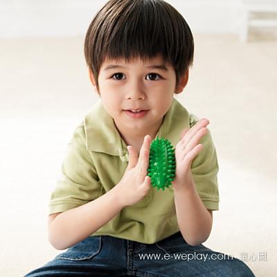 Weplay身體潛能開發系列【創意互動】橄欖觸覺球(大) 12顆一袋 ATG-KT3310