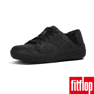 FitFlop TM-F-SPORTY TM  LEATHER LACEUP