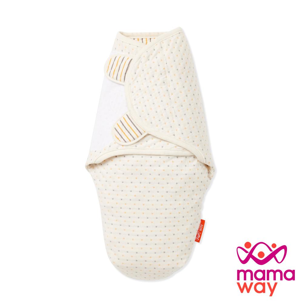 mamaway媽媽餵 蠶寶寶抗菌包巾(共2色)