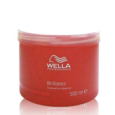 WELLA 威娜 采鑽鎖色系列 采鑽鎖色護髮膜 500ml