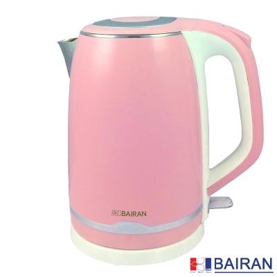白朗BAIRAN-2L雙層防燙不鏽鋼快煮壺-FBTF-E05