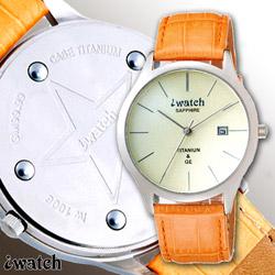 iwatch 鈦鍺能量時尚腕錶 ((男女皆宜))