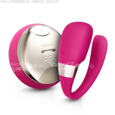 瑞典LELO-Tiani蒂阿妮 3代 遙控情侶共震按摩器(快速到貨)