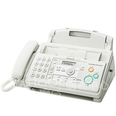 Panasonic 松下國際牌 普通紙傳真機 KX-FP701 平輸