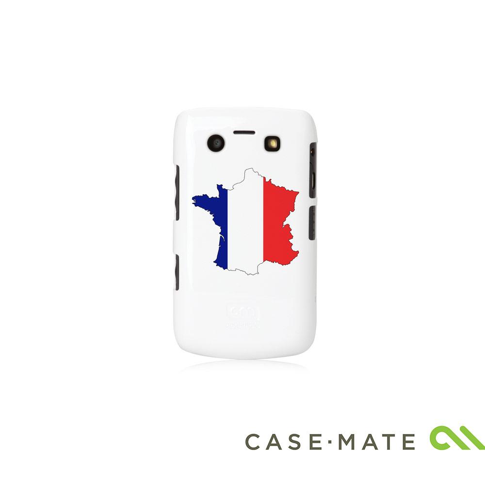 Case-Mate Blackberry Bold 9700 世足紀念版保護殼(法國)