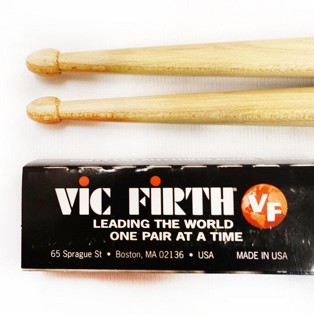 Vic Firth AJ2 American Jazz 胡桃木鼓棒