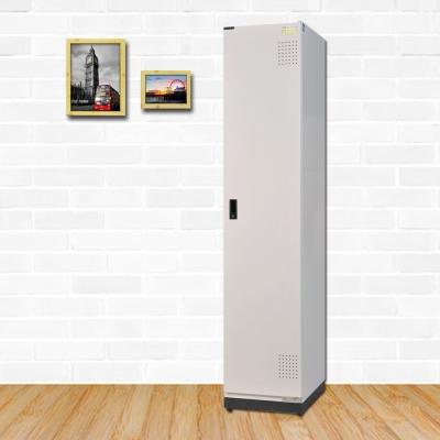 時尚屋 別西普多用途鋼製置物櫃  寬39x深35x高185cm