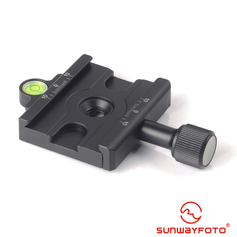 SUNWAYFOTO 扳扣式夾座 DDC-60L