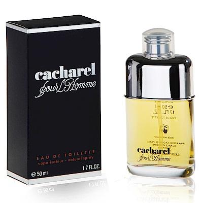 Cacharel pour L homme 卡夏爾經典男性淡香水 50ml