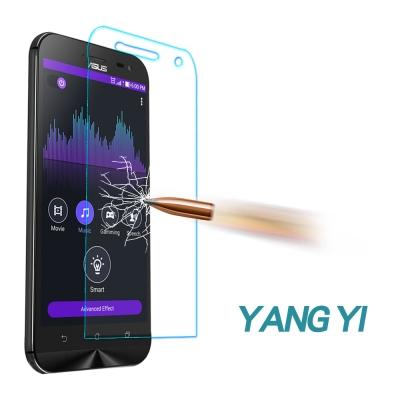 YANGYI 揚邑 ASUS ZenFone Zoom 防爆防刮 9H鋼化玻璃保護貼