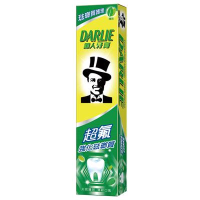 黑人超氟強化琺瑯質牙膏-先進潔齒配方 175g