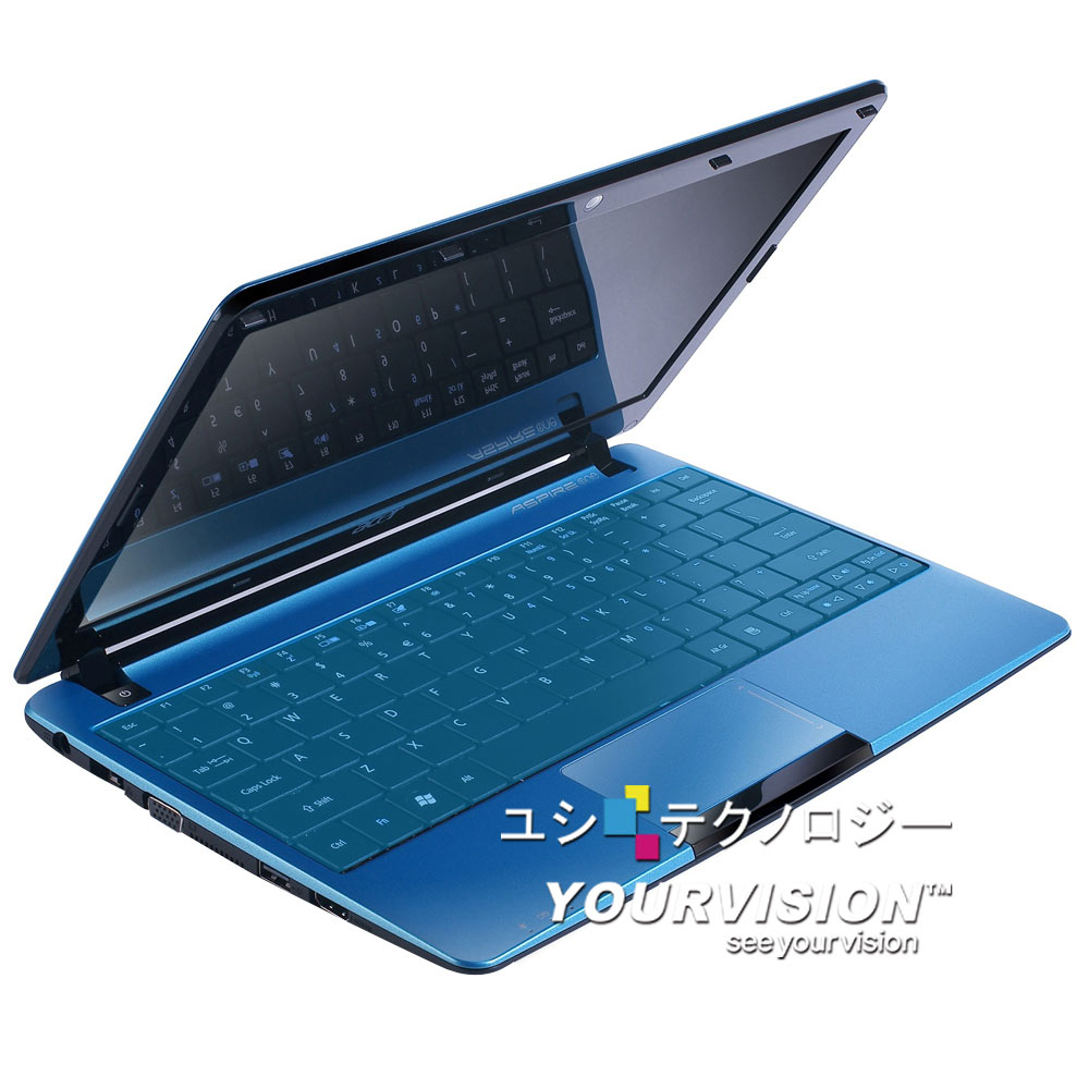 ACER Aspire One 722 11.6吋 專用主機晶透鍵盤防塵蓋