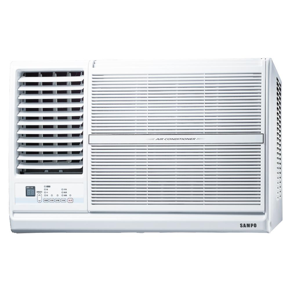 SAMPO 聲寶 8-10坪定頻左吹窗型冷氣 AW-PC50L @ Y!購物