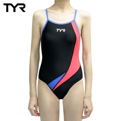 美國TYR女用修身款泳裝Genna Flexback Peach 台灣總代理