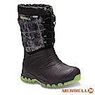 MERRELL SNOW QUEST BOOT WP 防水童靴-黑(56215)